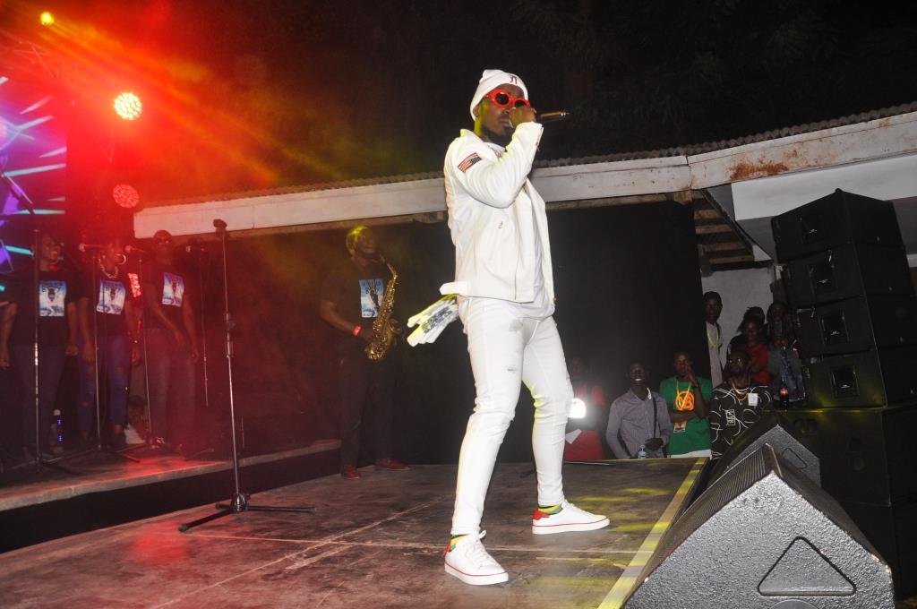 Ykee Benda 'Kireka Boy' Album Listeners' Party
