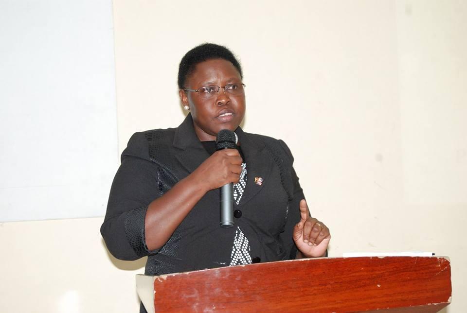 Dr. Moriku Joyce Kaducu