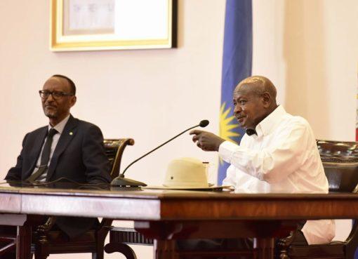 Kagame and Museveni