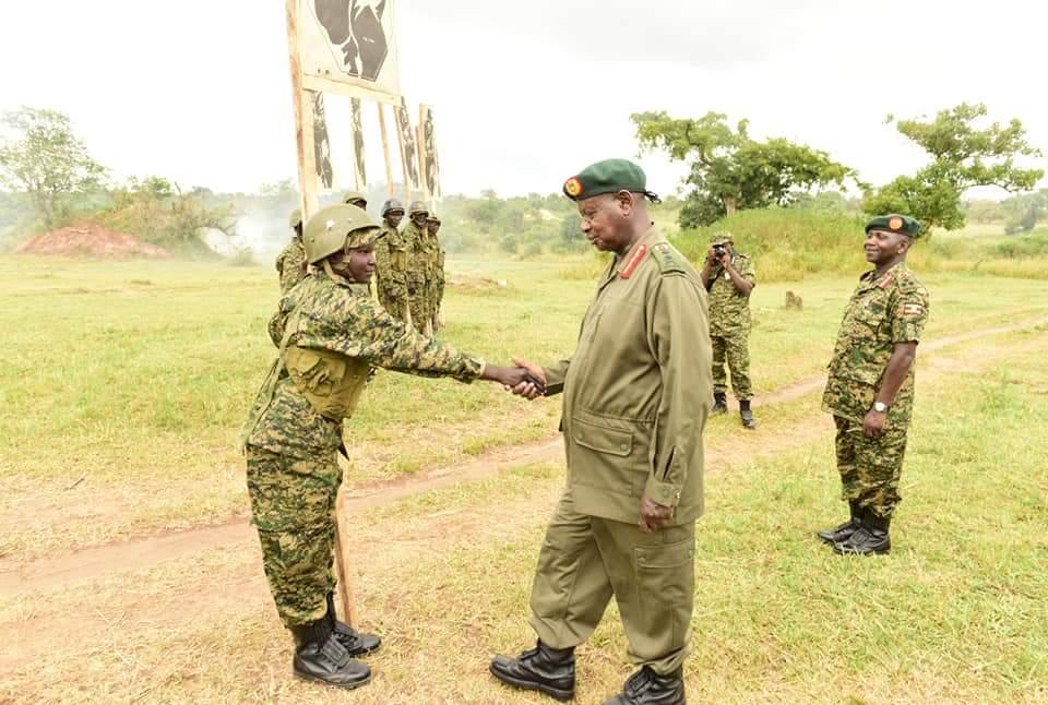Image result for Uganda people defence force