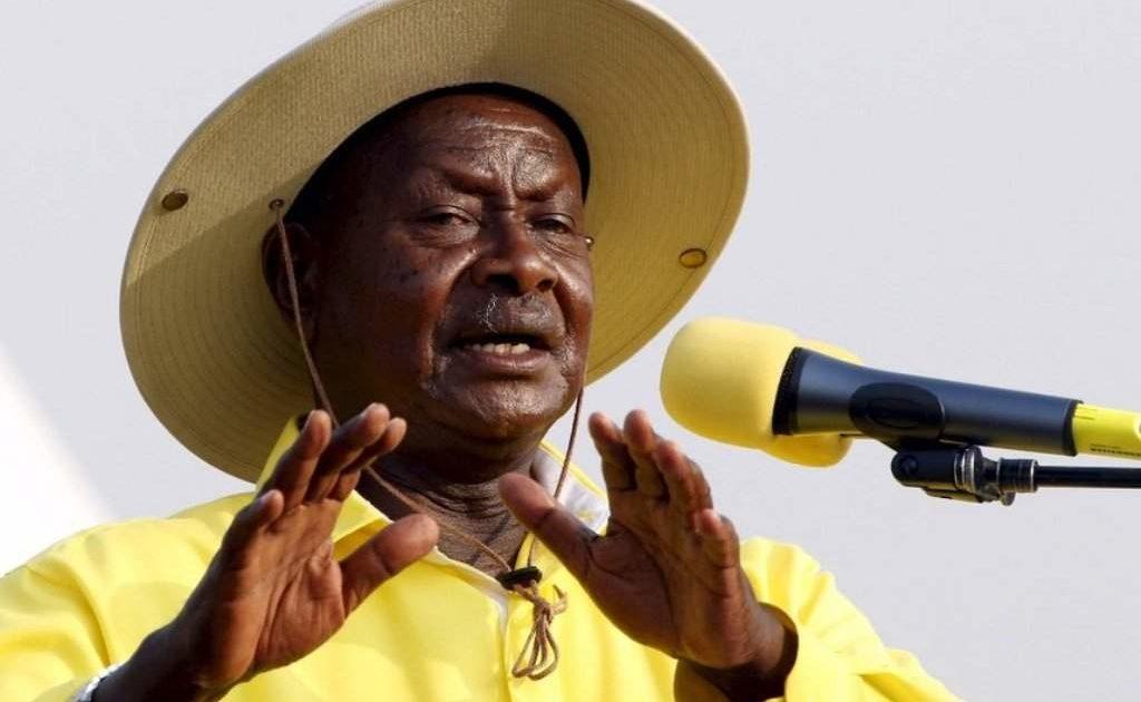 Museveni. Courtesy Photo