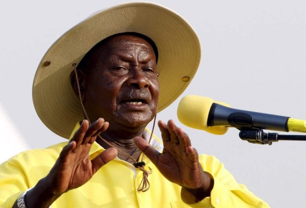 Museveni. Courtesy Photo