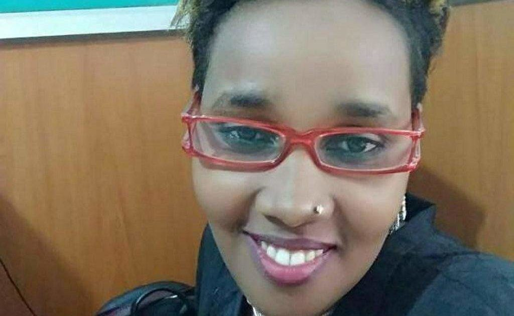 Actress Patience Keeza Kahirita is still missing
