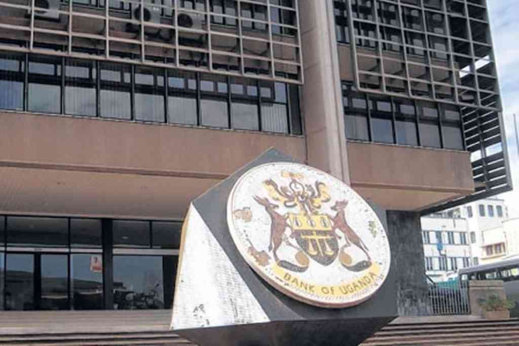 Bank of Uganda building in Kampala. Courtesy Photo