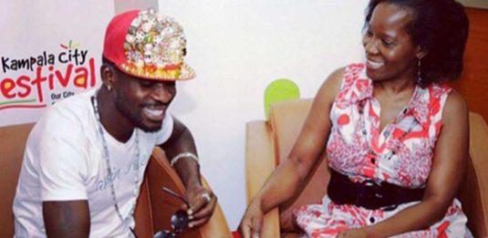 Bobi Wine with Jennifer Musisi