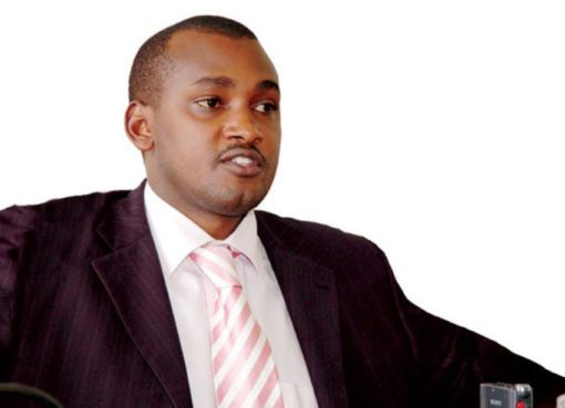Minister Frank Tumwebaze