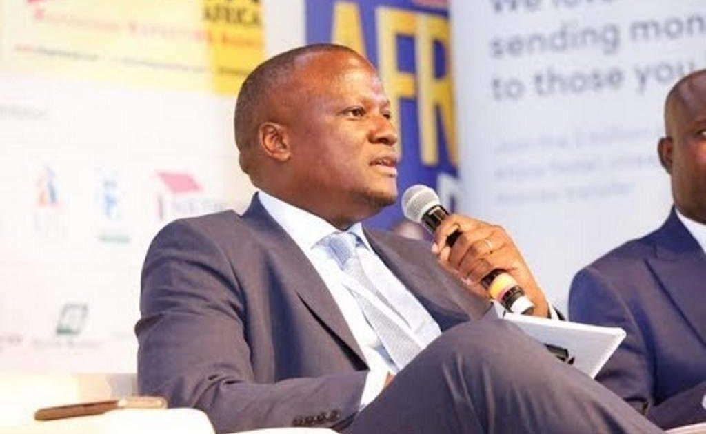 Outgoing Housing Finance Bank MD Mathias Katamba