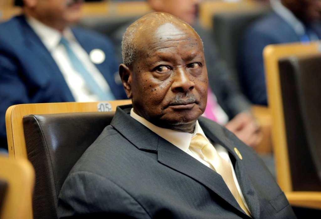 President Yoweri Museveni. Courtesy Photo