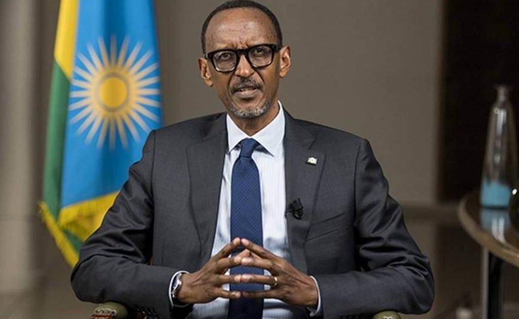 Rwandan president Paul Kagame. Courtesy Photo