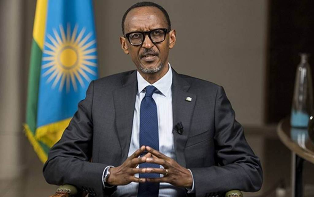 Rwandan president Paul Kagame. Courtesy Photo