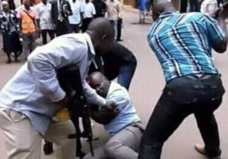 The men who tortured Yusuf Kawooya