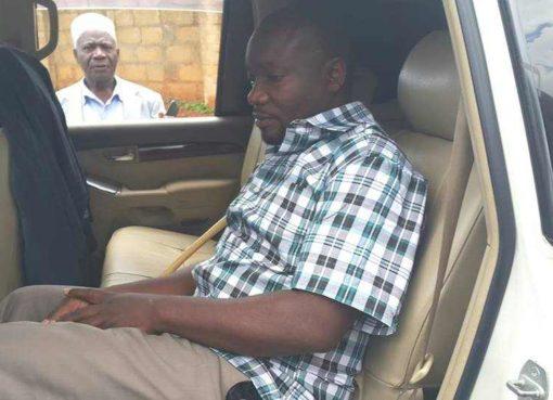 Yusuf Kawooya released. Courtesy Photo