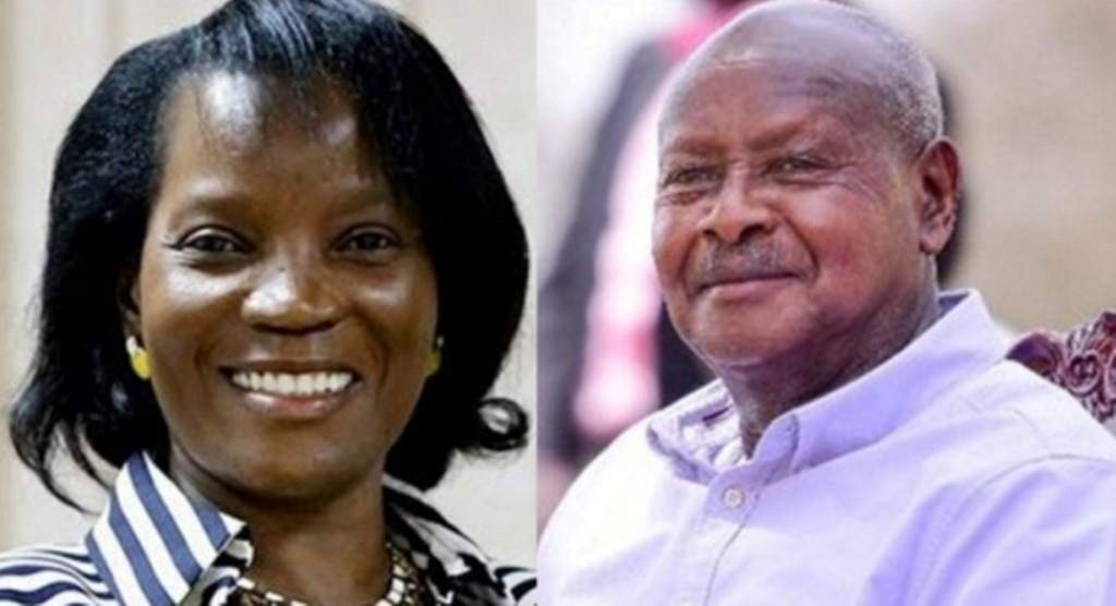 Musisi and Museveni