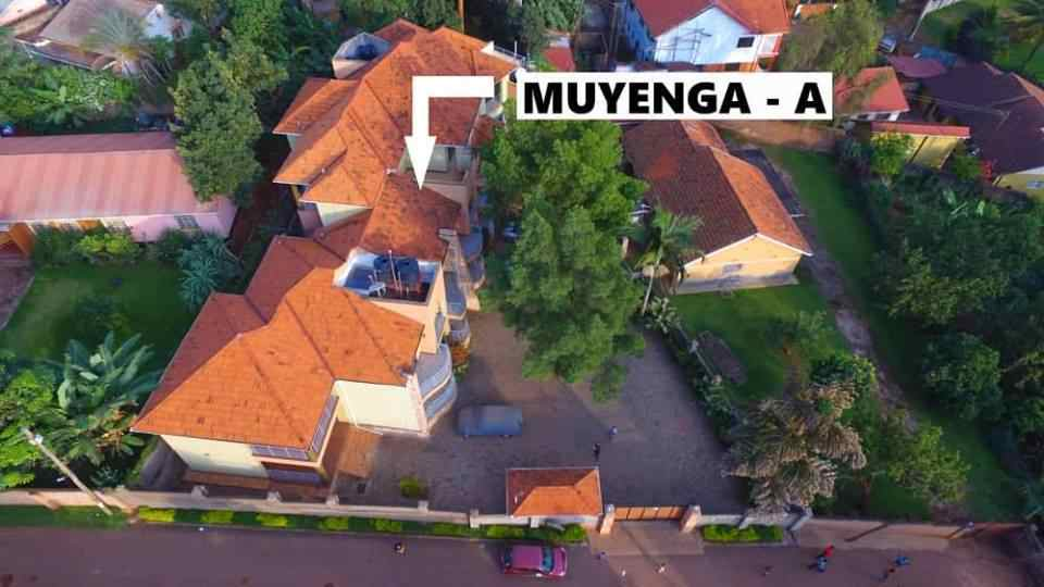 Another property purported to belong to Kasekende in Muyenga