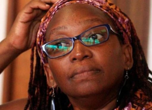 Dr Stella Nyanzi. Courtesy Photo