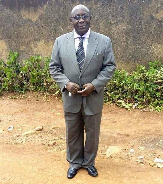 Uncle Dick Mulima Ssempaka