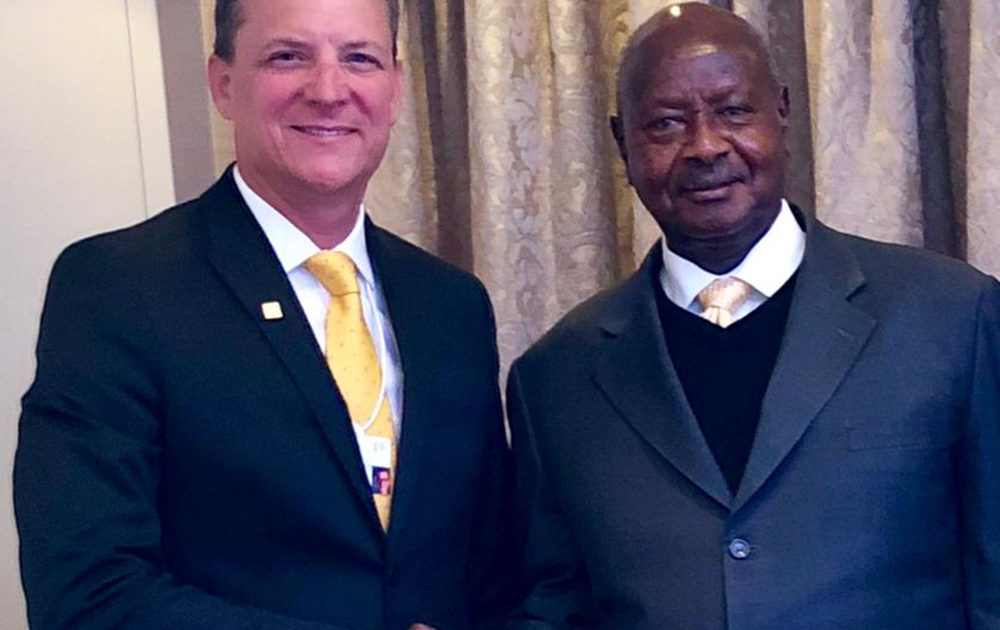 Museveni, MTN CEO Meet Amid Arrests, Deportation of Top Managers ...