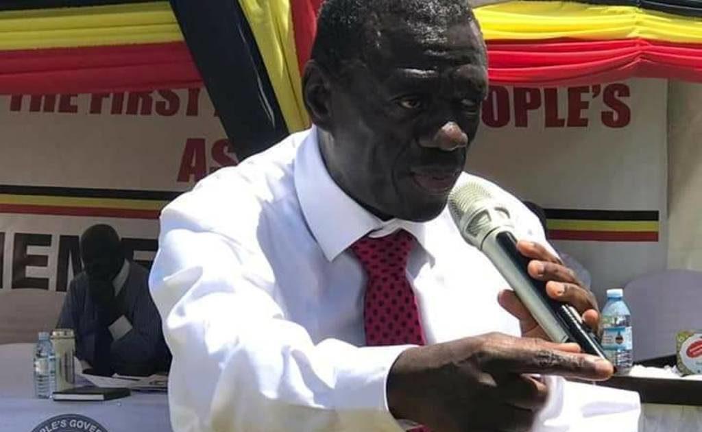 Besigye.