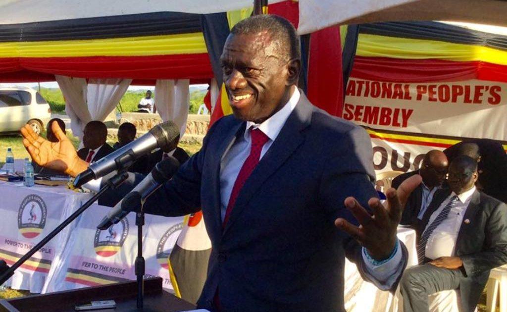 Kizza Besigye