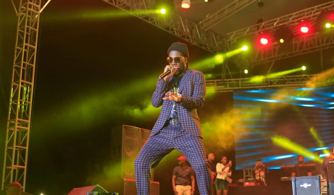 Image result for burna live 2019