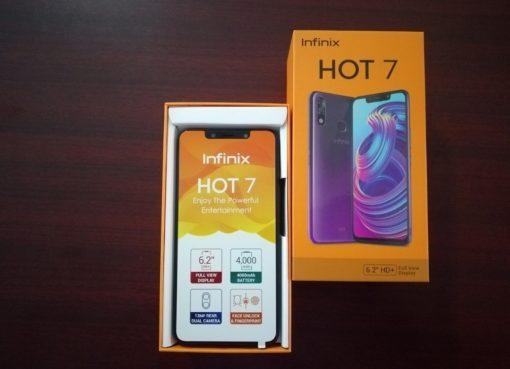 Infinix Hot 7 Smartphone Set to Launch in Uganda - TowerPostNews