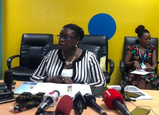 URA Commissioner General Doris Akol