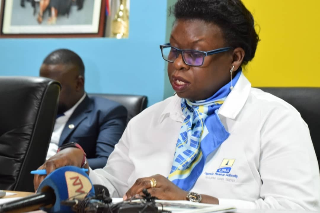 URA Commissioner General Doris Akol