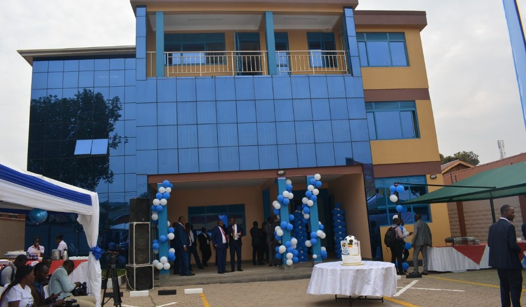 PICTURES: FUFA Opens New Offices - TowerPostNews