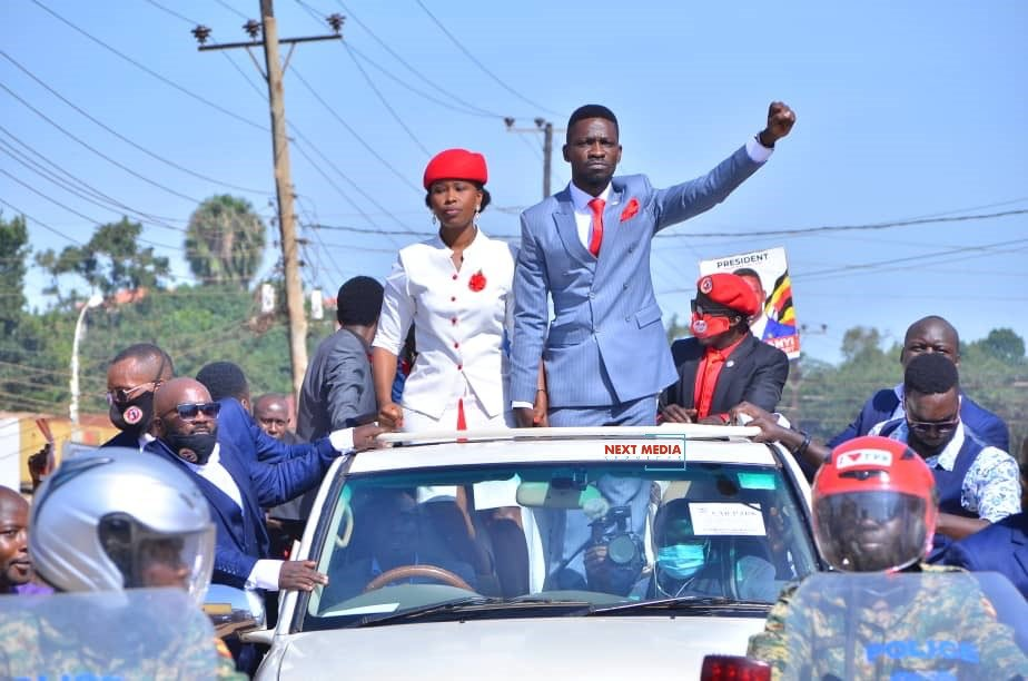 Bobi Wine: Uganda opposition presidential candidate arrested, says party