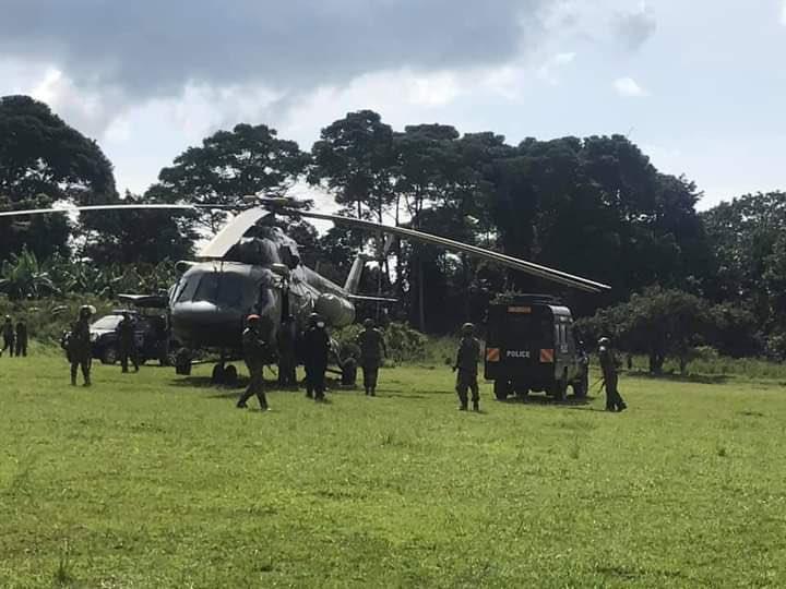 Uganda's Bobi Wine says bodyguard killed by police; three reporters hurt