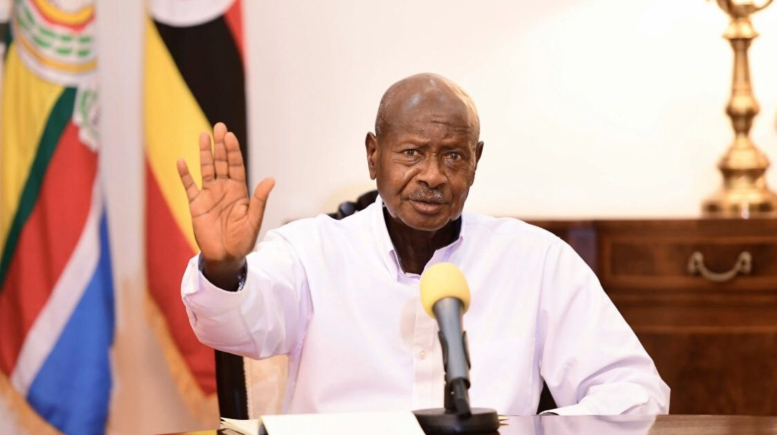 Museveni Gives Job to Nurse who Fought Back Against